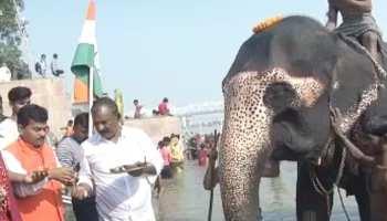 हाथियों के लौटने से वापस आई सोनपुर मेले की रौनक, देखने के लिए जुटी लोगों की भीड़