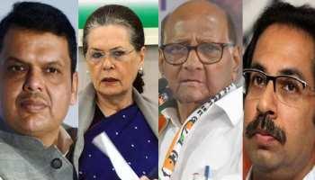 महाराष्ट्र: 18 दिनों के संग्राम में BJP, शिवसेना, NCP, कांग्रेस को क्या मिला? पढ़ें पूरा लेखा-जोखा