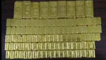 म्यांमार से भारत स्मगल किया जा रहा था कई किलो सोना, ऐसे पकड़ा गया