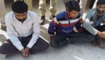 भीलवाड़ा में अंतरराज्यीय वाहन चोर गिरोह का पर्दाफाश, कई आरोपी गिरफ्तार