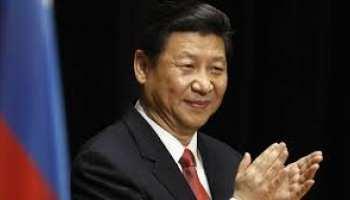 चीन: शी जिनपिंग इंपीरियल स्प्रिंग्स इंटरनेशनल फोरम में विदेशी मेहमानों से मिले