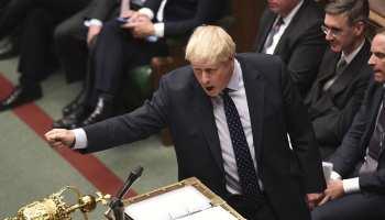 ब्रिटेन : आम चुनाव में कंजर्वेटिव पार्टी की बड़ी जीत, बोरिस जॉनसन को मिला जनादेश