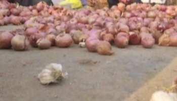 सीतापुर: एक-दो नहीं पूरे 70 किलो प्याज ले उड़े चोर, दुकानदार के उड़ गए होश