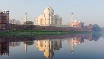 डोनाल्ड ट्रंप के लिए आगरा में भी 'संगम', सूखी यमुना में छोड़ा जाएगा 'गंगाजल'