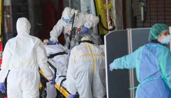 स्पेन में कहर बनकर टूटा कोरोना वायरस, 24 घंटे में 849 लोगों की मौत, दुनिया के कई देशों में लॉकडाउन