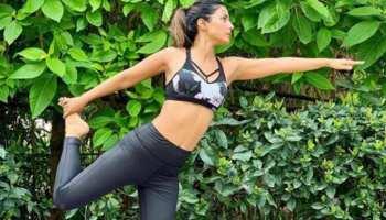 हिना खान जैसी खूबसूरती और फिट बॉडी चाहती हैं तो करें ये सारे काम