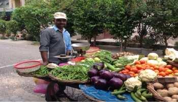 सब्जी के थोक भावों में रिकॉर्ड तेजी का असर थाली पर, बिगड़ा घर का बजट