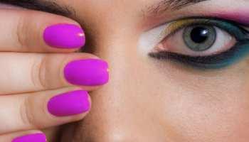 खूबसूरत Nails के लिए बारिश के मौसम में फॉलो करें ये Trend