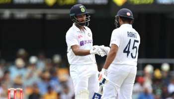 IND vs AUS Brisbane Test Day 2 LIVE: Tea से पहले टीम इंडिया का स्कोर 62-2, रहाणे और पुजारा क्रीज पर