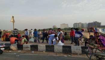दिल्ली: गाजीपुर में जमे किसानों की बिजली काटी गई, 31 जनवरी तक लाल क़िला बंद