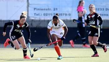 Women's Hockey: Germany ने India को 5-0 से रौंदा
