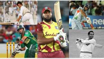 kieron pollard became the 8th batsmen who hit six consecutive sixes in cricket history after yuvraj singh ravi shastri gibbs and garry sobers