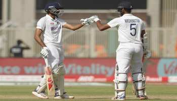 Ind vs Eng: चौथे टेस्ट में भारत की मजबूत पकड़, सुंदर और पंत ने दिलाई 160 रन की बढ़त
