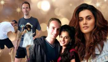 How deep is the relationship between Taapsee Pannu and Mathias Boe see pictures