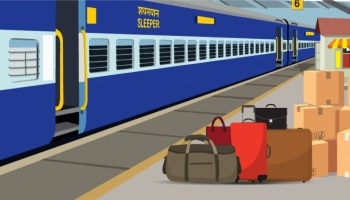 Indian Railways: ट्रेन में सफर के दौरान यदि की ये गलती तो 3 साल तक की होगी जेल, रेलवे ने दी चेतावनी