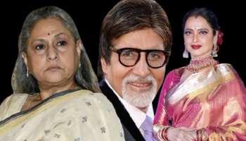 Jaya bachchan cried after look rekha sindoor know love story with amitabh bachchan