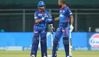दिल्ली ने चेन्नई को 7 विकेट से रोंदा, धवन और पृथ्वी शॉ ने खेली कमाल की इनिंग