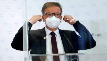 Coronavirus: Austria के हेल्थ मिनिस्टर Rudolf Anschober ने दिया इस्तीफा, कहा- तंदुरुस्त मंत्री की जरूरत