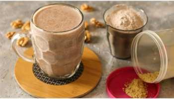 Ragi Malt Recipe: सेहत के लिए काफी फायदेमंद है रागी माल्ट, जानिए इसकी आसान रेसिपी