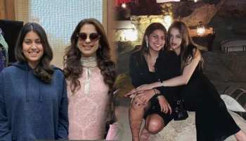 know who is Juhi Chawla daughter Jahnavi Mehta