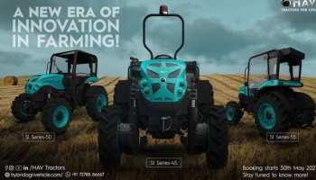 आ गया देश का पहला Automatic Hybrid Tractor, 50 पर्सेंट ईंधन की होगी बचत, फीचर्स उड़ा देंगे होश