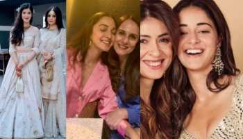 bollywood actress ananya panday shanya kapoor mothers is more beautiful photos