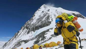 Coronavirus से घबराये चीन का फैसला, Mount Everest पर खीचेंगा विभाजन की रेखा