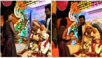 Viral Video: शादी की रस्मों में दूल्हे के 'सहबाले' ने जीता सबका दिल, आप भी देखिए मजेदार वीडियो