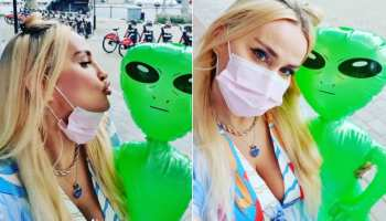 beautiful girl fell madly in love with aliens, says they are better than humans