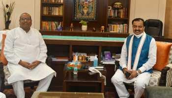 केपी मौर्या से मिलने के बाद संजय निषाद के सुर बदले, कहा- मेरी कोई मांग नहीं, BJP वादा पूरा करे