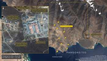 तस्वीरों ने दिखाई सच्चाई: China ने Disengagement के नाम पर किया बड़ा धोखा, पैंगोंग झील के पास डटी है चीनी सेना
