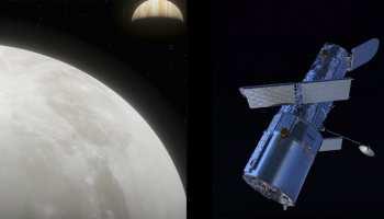 Astronomers के हाथ लगी बड़ी कामयाबी, Jupiter के चंद्रमा Ganymede पर मिले पानी से बनी भाप के सबूत