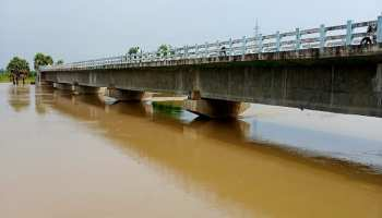 Bihar Flood : पुनपुन नदी में उफान, जलस्तर ने किया खतरे के निशान को पार