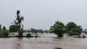 situation in many districts of Rajasthan has become uncontrollable due to heavy rains