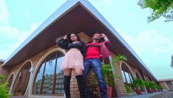 नीलकमल और प्रियंका का गाना 'लिपस्टिक का Color चेंज किजिए' मचा रहा धमाल, Video वायरल