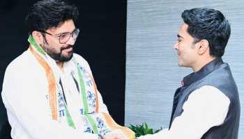 पूर्व केंद्रीय मंत्री Babul Supriyo हुए TMC में शामिल, हाल ही में छोड़ी थी बीजेपी