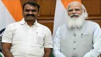एल. मुरुगन के नाम पर सियासत, कांग्रेस का आरोप- बाहरी को राज्यसभा भेजकर BJP एमपी की आवाज कर रही कम