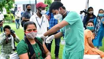 भोपाल में सौ फीसदी जनता को लगी कोरोना की पहली डोज, मंत्री विश्वास सारंग ने किया दावा