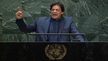 UNGA में Imran Khan ने कश्मीर पर बहाए घड़ियाली आंसू, भारत ने किया पलटवार