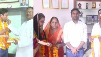 Jhunjhunu के बेटे ने पिता के सपनों को किया पूरा, पहले बने डॉक्टर अब IAS परीक्षा भी की क्लियर