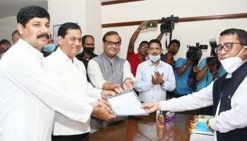 सर्बानंद सोनोवाल राज्य सभा के लिए निर्विरोध चुने गए, BJP ने महाराष्ट्र से हटाया प्रत्याशी
