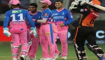 SRH vs RR: बेकार गया सैमसन का संघर्ष, हैदराबाद ने 7 विकेट से हराया