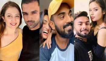 Team India Cricketer Beautiful Girlfriends, Rishabh Pant, KL Rahul, Ishan Kishan, Rahul Chahar, Deepak Chahar