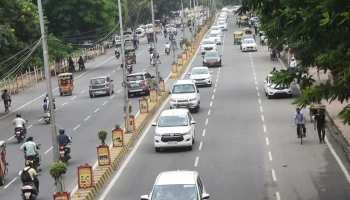 राष्ट्रपति के आगमन से इन रास्तों पर रहेंगी पाबंदियां, जानिए दो दिन का ट्रैफिक रोडमैप