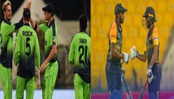 T20 World Cup: श्रीलंका ने आयरलैंड को दी करारी शिकस्त, 70 रनों से हराया