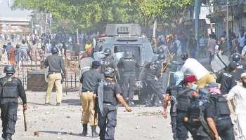 Pakistan में कट्टरपंथी इस्लामिक पार्टी के समर्थकों और पुलिस के बीच झड़प, 8 की मौत