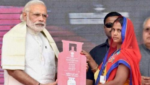 हमारी सरकार ने पिछले 4 सालों में 10 करोड़ नए LPG कनेक्शन दिए, PM मोदी ने कहा