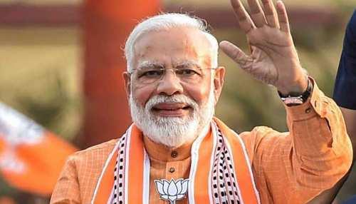 Rajasthan BJP celebrates PM Modi's birthday, see PICS