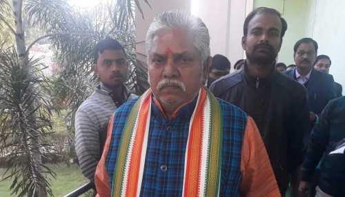 अश्विनी चौबे पर स्याही फेंकने की घटना की प्रेम कुमार ने की निंदा, बताया राजनीतिक साजिश