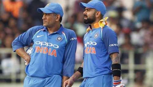 IND vs NZ: कोहली ने MS धोनी का एक और रिकॉर्ड तोड़ा, नंबर-1 भारतीय कप्तान बने